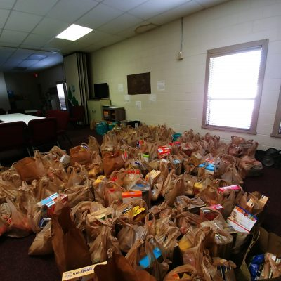 Publix Food Collection - Homeless Committee