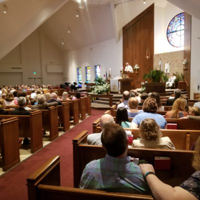 Easter Sunday Service - 2018