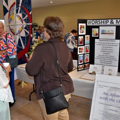 Ministry Faire 2018 - Worship and Music