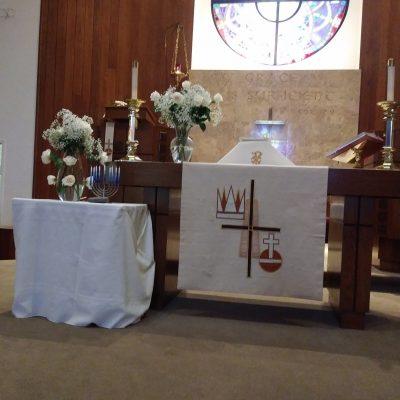 All Saints Sunday 2018